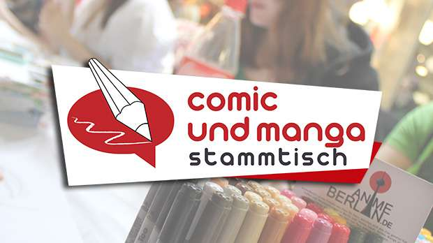 Comic und Manga Stammtisch von Modern Graphics 1