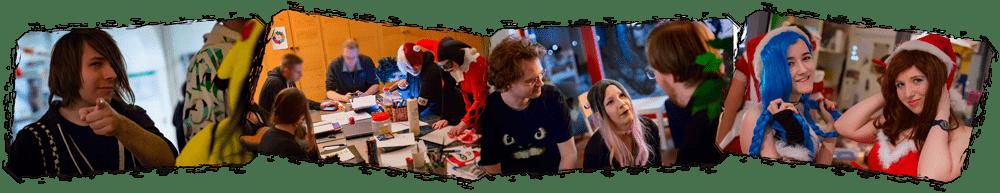Community Fantreffen für Anime, Manga und Cosplay Fans 1