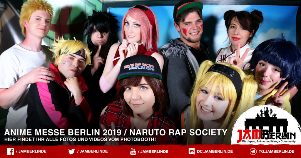 Deine Fotos von der Anime Messe Berlin 2019 3