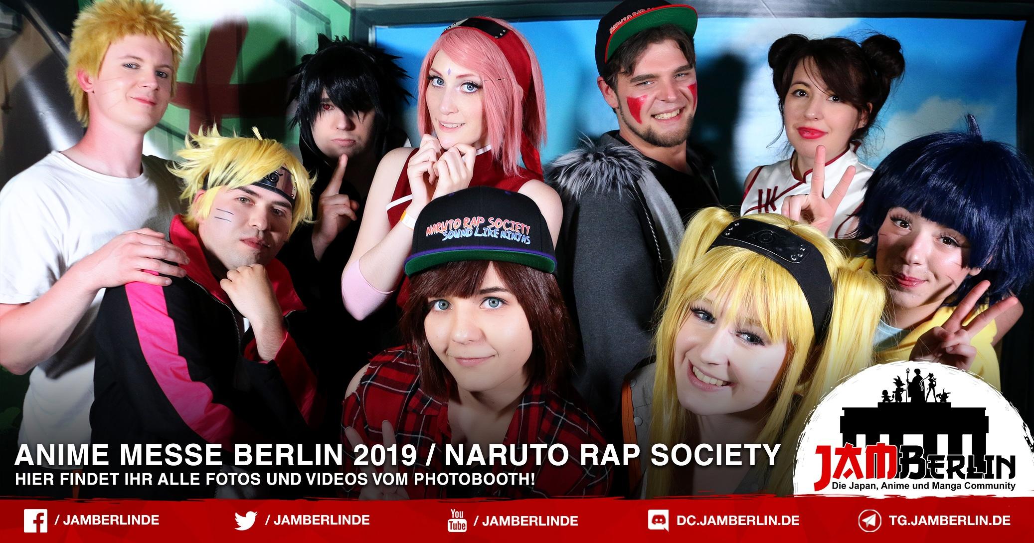 Deine Anime, Manga & Cosplay Community für Berlin & Brandenburg 3