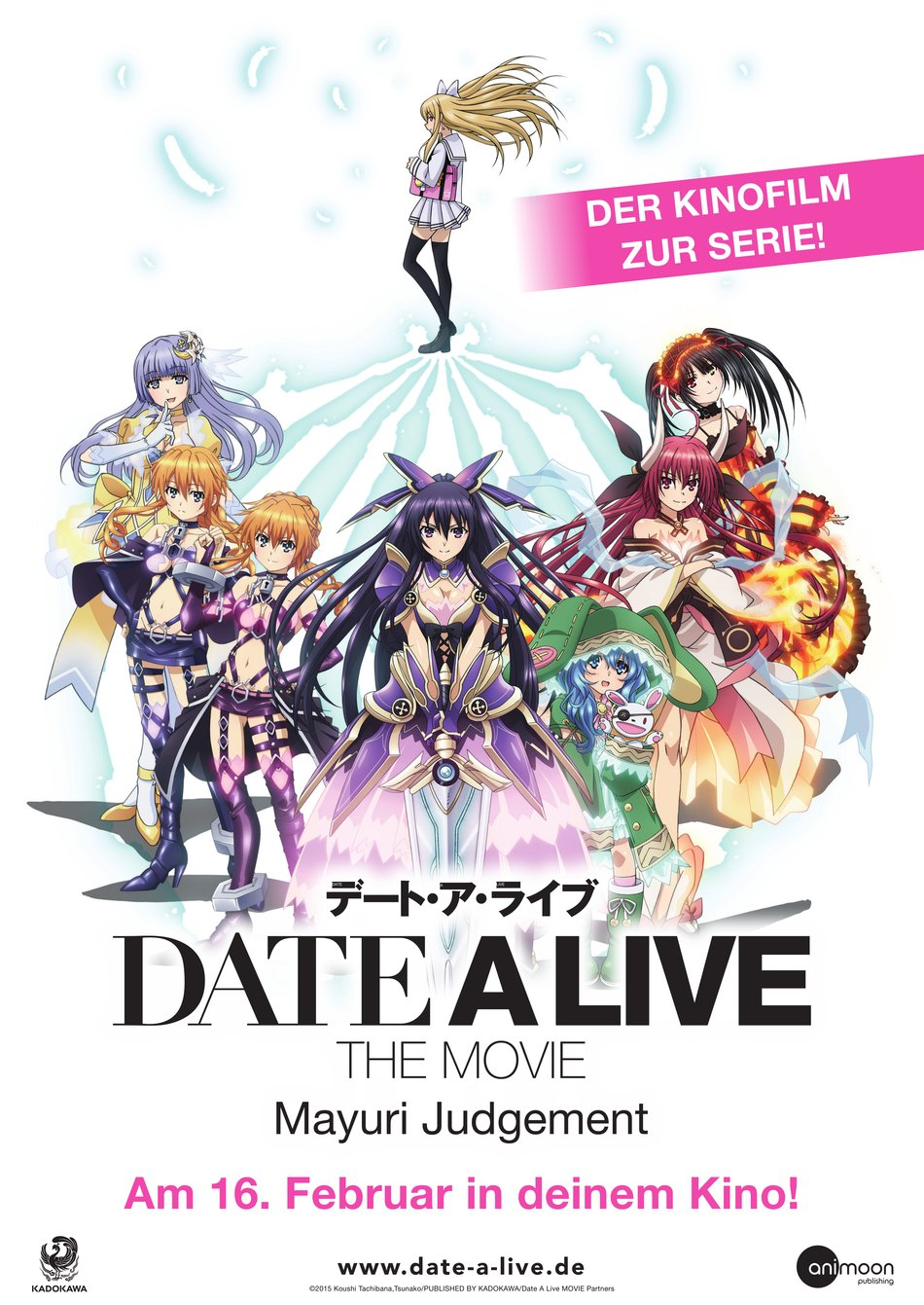 Animoon Publishing - Anime im Kino 2